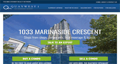 Preview of 1033marinaside.ca